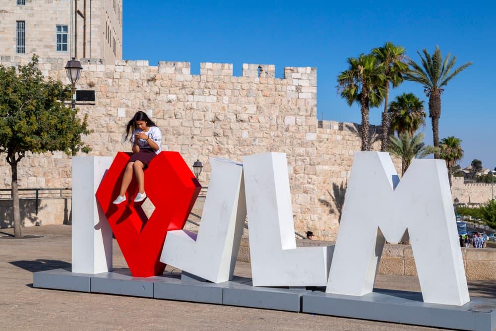בניית תארים בירושלים